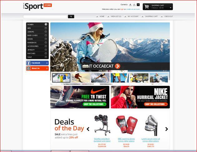 Demo Giyim ve İç Giyim Sitesi