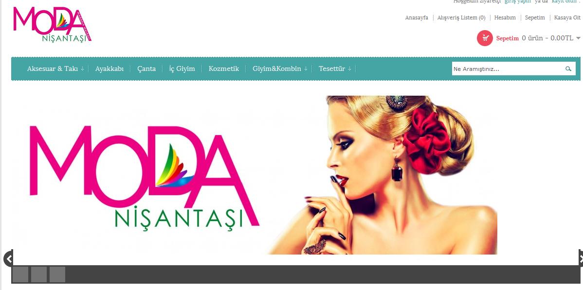 Moda Ayakkabı E-Ticaret Sitesi